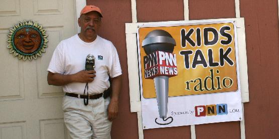 Bob Barboza, Kid's Talk Radio,