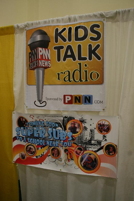 Kids Talk Radio Visual & Performing Arts News