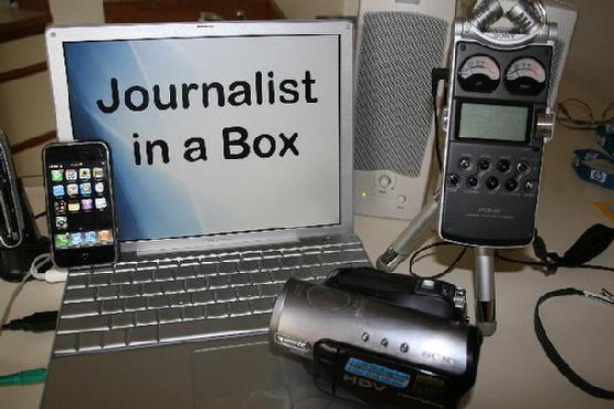 Journalist in a Box, Kid's Talk Radio