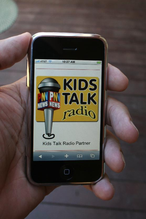 Kid's Talk Radio, Bob Barboza