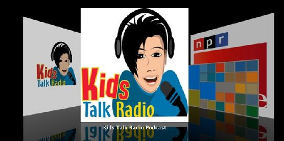 Kids Talk Radio Apple Site